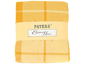 Плед Paters Super Soft, золотой